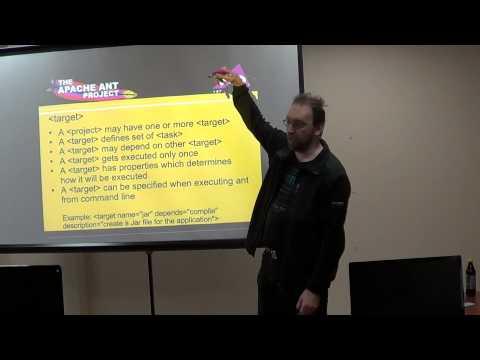 Использование Ant для построения Java проектов