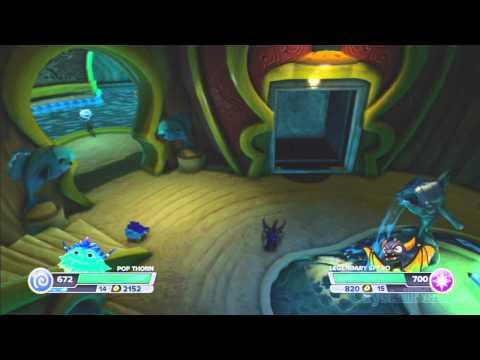 Skylanders: Swap Force - Exploring Woodburrow