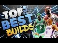 TOP 3 BEST BUILDS TO MAKE IN NBA 2K17!