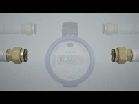 MULTICAL 21 Installation  (Ultrasonic water meter)