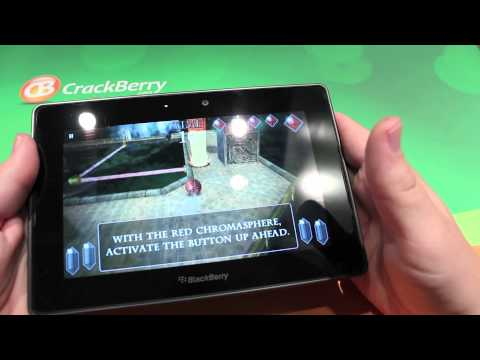 Chromasphere for the BlackBerry PlayBook