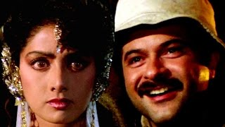 Bollywood Full Movies - Aasman Se Gira {HD} – Anil Kapoor – Sridevi - Hindi Full Movie - Kids Film