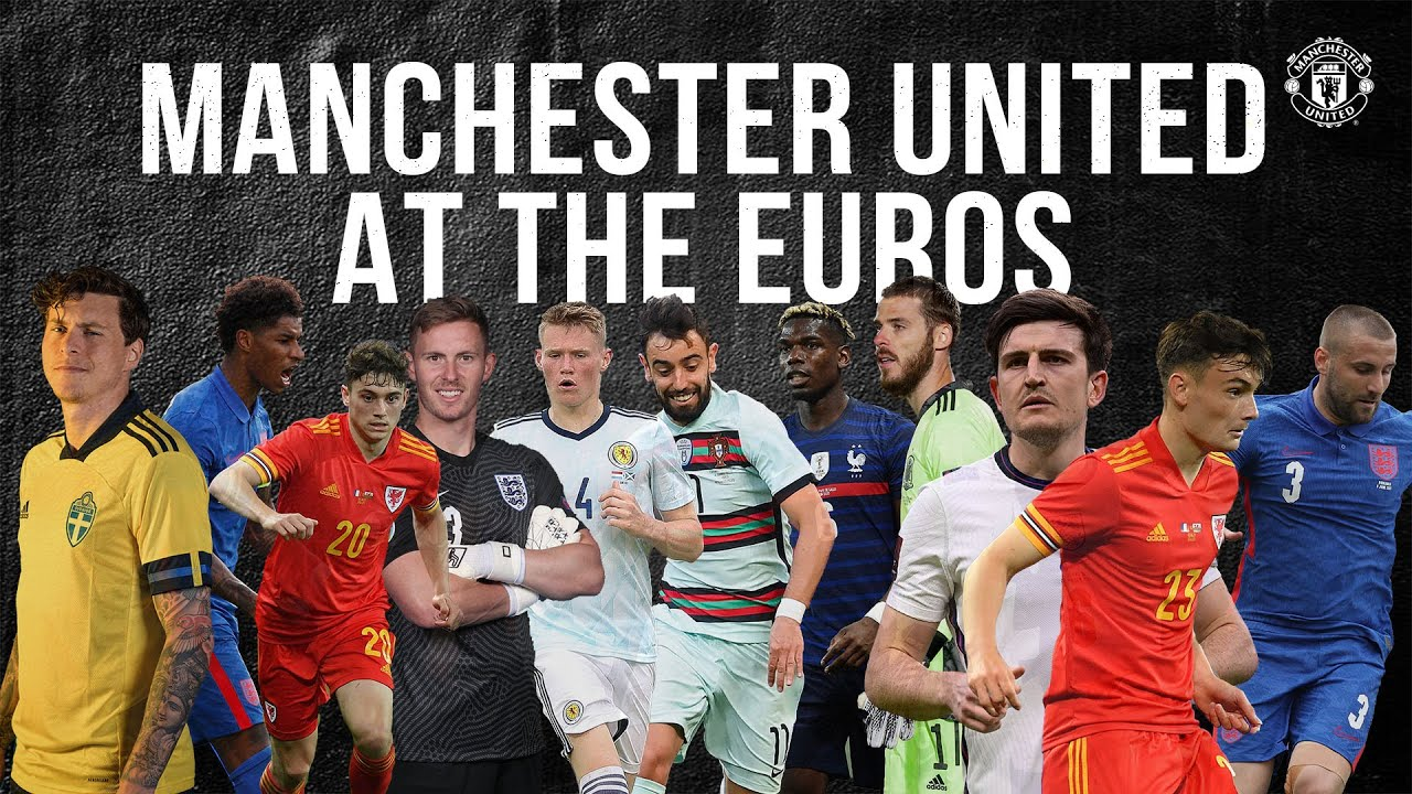 Manchester United   Euro 2020 Preview   Pogba, Fernandes, Maguire, Rashford, McTominay, James