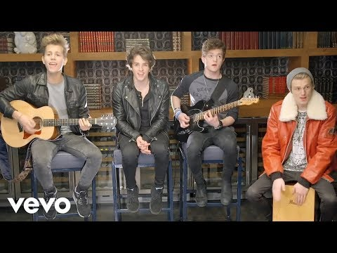 The Vamps - Can We Dance (Acoustic) (VEVO LIFT)