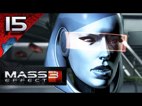 Mr. Odd - Let's Play Mass Effect 3 [BLIND] - Part 15 - Edi and Joker Sitting in a Tree