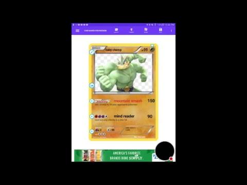 pokemon card maker ep1