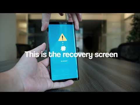 Samsung Galaxy Note 9 SM-N960 Forgot Password - Bypass Lock screen, Factory Reset, Pattern Lock