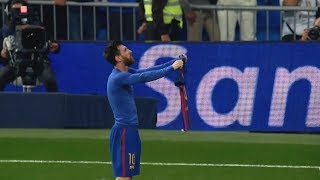 Lionel Messi ● Top 10 Magical & Legendary Performances in 2017 ► With Commentaries