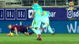 Eibar vs FC Barcelona [0-4][22/01/2017][La Liga - Jornada 19] EL BARÇA JUGA A RAC1
