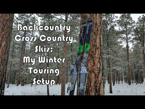 My Winter Touring Setup