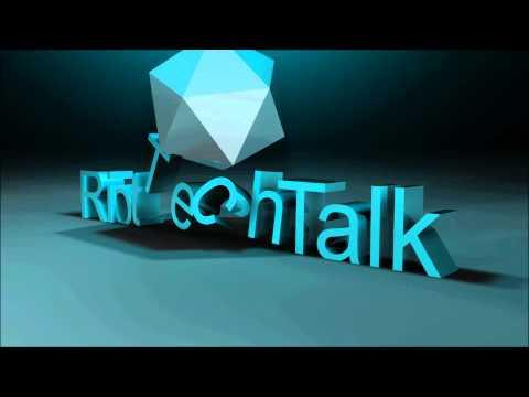 RiotTechTalk Intro Test - HD Cinema4D!
