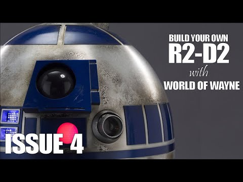 Build Your Own R2-D2 - Issue 4