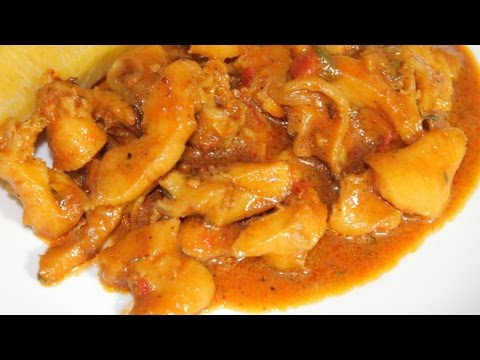 How To Cook Conch |LAMBI|