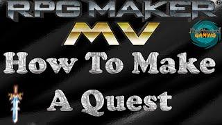 RPG Maker VX Ace Tutorial 3 - Making a simple quest - PakVim