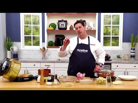 NuWave Cooking Club - Pork Roast & Carrots