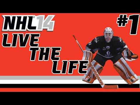 NHL 14: Live the Tendy Life Ep. 1 -
