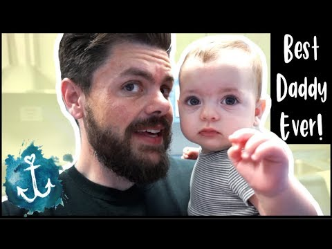 LAST DAY OF DAYCARE WITH DADDY! | WatersWife