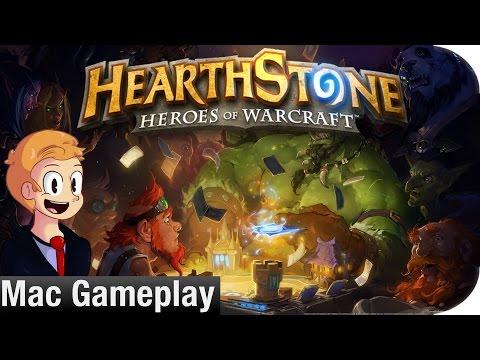 Hearthstone - Mac Gameplay