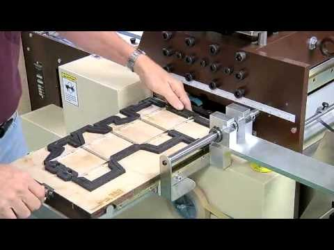 Cardboard Die Cutting Process Cardboard Die Cutting