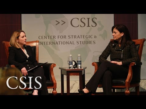 A Conversation with former U.S. Senator Kelly Ayotte