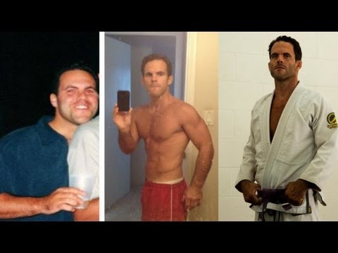 From Overweight To 40 and Fit Jiu Jitsu Ace