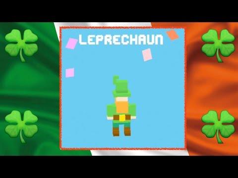UNLOCK ☆ Leprechaun ☆ Crossy Road! - NEW Mystery Secret Character in UK & Ireland Update