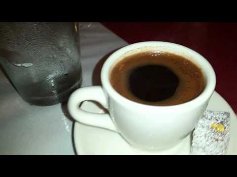 Turkish coffee and authentic Turkish delight