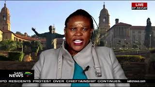 Public protector speaks on investigated reports