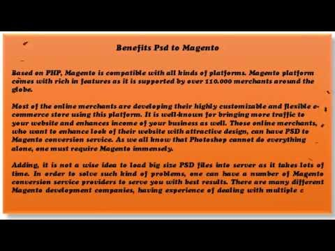 Hire PSD To Magento Responsive Theme Conversion and Development Experts Company Services UK USA AUS