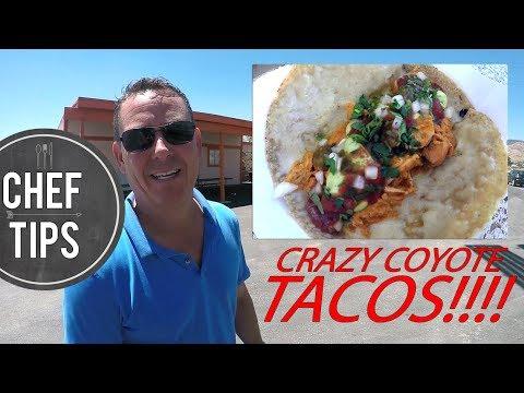 Crazy Coyote Tacos