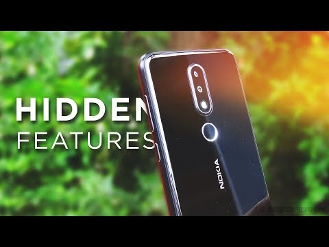 Nokia 6.1 Plus Top 15+ Hidden Features You Must Try   Tips & Tricks 🔥   Nokia X6