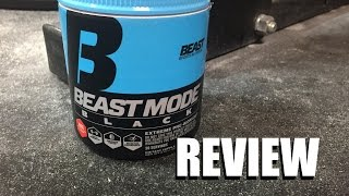 The Beastmode Pre Workout That Looks Like Blood Of Innocent Epicbeasts