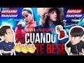 ENG🔥[LIT Action] Becky G, Paulo Londra - Cuando Te Besé ] (Korean reaction)(Asian reaction)