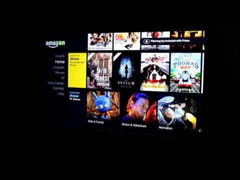 The New Amazon Video Roku Channel