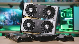 USELESS UNBOXING OF THE RTX 2080 & RTX 2080 Ti!!