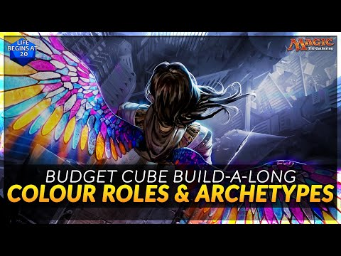 Beginner's Guide To Colour Roles and Archetypes in MTG Cube