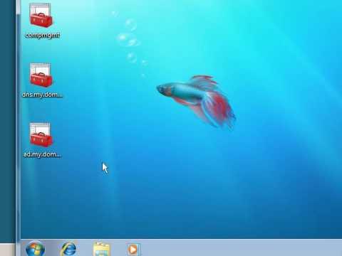 Windows7, Server 2008: Microsoft Management Console (MMC)