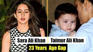 10 Bollywood Real life Brothers & Sisters AGE DIFFERENCE!