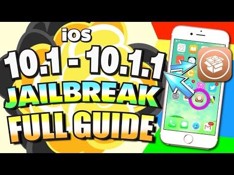 BETA JAILBREAK iOS 10 - 10.1.1 on iPhone, iPad, iPod Touch (iOS 10 Jailbreak FULL Tutorial - Yalu)