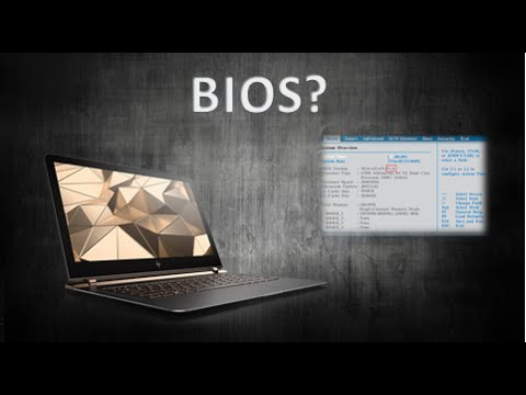 How to access BIOS Setup on a HP Laptop | Or any Laptop | Windows 10