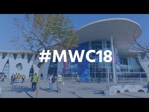 Hello Barcelona! Hello MWC!