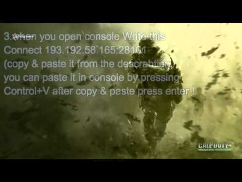 The Best Way To Get lvl 55 and all unlocks in Call of Duty 4 Modern Warfare