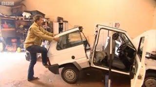 Limousine Challenge Part 1 - Top Gear - BBC