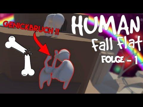 Ein lustiges Abenteuer! | Human: Fall Flat Multiplayer | Folge #01