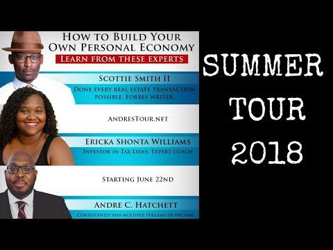 Summer Tour 2018. BIG UPDATES.