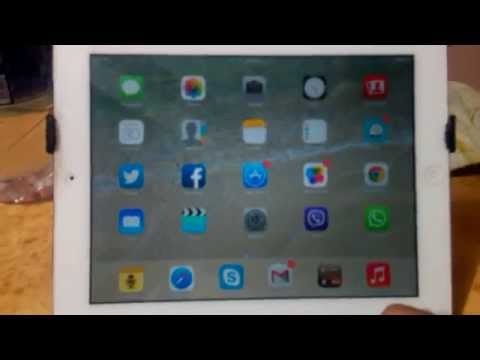 How to Upload Youtube Videos using iPad/iPhone (iOS 7)