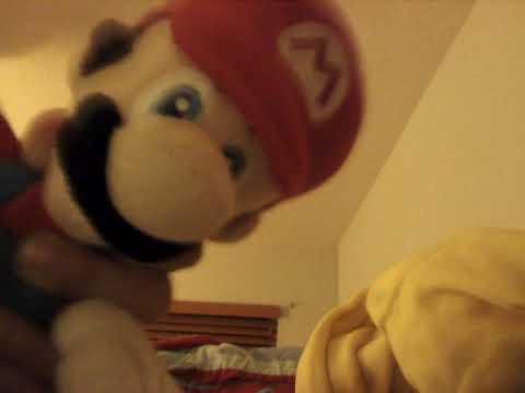 Mario and Luigi find something fun to do part 1