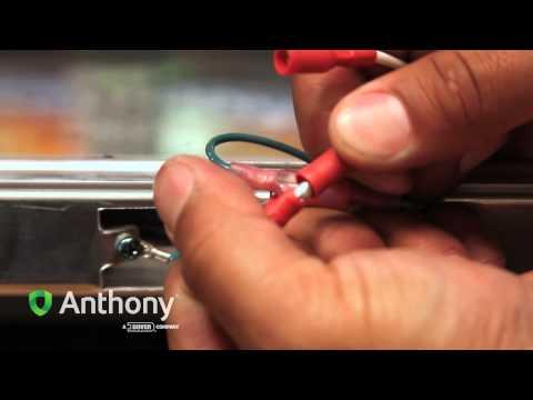 Door Heater Wire Removal & Replacement