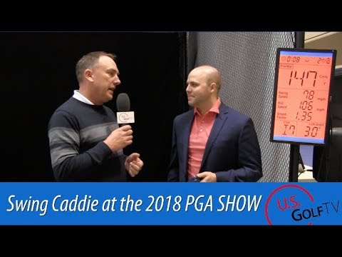 Swing Caddie at the PGA Show