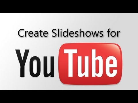 Automatic Slideshow Maker for YouTube
